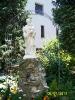 Figurka Św.Józefa w naszym ogrodzie
